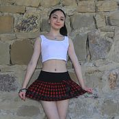 Silver Moon Tammy Tartan Skirt Set 1 0694