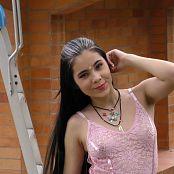 Dulce Garcia Pink Sheer Lingerie TM4B HD Video 004