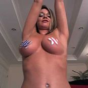 Nikki Sims Nikki reveals hot stars pasties from nikki sims 02 07 12 050817 mp4