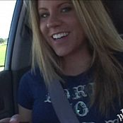 Princessblueyez Almost Nude Teen In The Car With Phil Flash BTS Video 050817 mp4