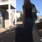 Princessblueyez Almost Nude Teen Packing To Travel BTS Video 060817 mp4
