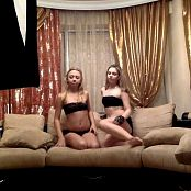 MarvelCharm Rebecca and Violet BFF HD Video 080817 mp4