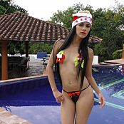 Ellen Medina Ready For Christmas Bonus LVL 2 YFM 4K UHD Video 224 120817 mp4
