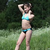 Silver Jewels Sarah Bikini Field Set 1 0677