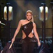 Shakira Did It Again Live X Factor 2009 HD Video