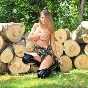 Nikki Sims Camo Wood 248