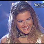 Jeanette Biedermann How Its Got to Be Live Herz Fur Kinder 2001 Video