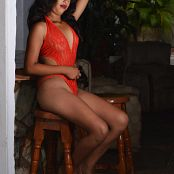 Silver Starlets Katty Red Lace Set 1 1318