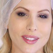Katie Banks Cum On Face Fetish Bride HD Video