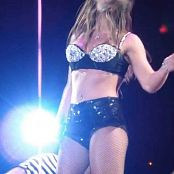 Britney Spears Stripper Pole Radar Live Circus Tour HD Video