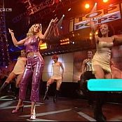 Jeanette Biedermann Go Back Live TOTP 020817 avi