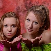 Silver Angels Anita & Kira Friends Picture Set 1