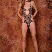 Silver Angels Kira leopard Set 2 07324