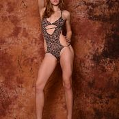 Silver Angels Kira leopard Set 2 07327