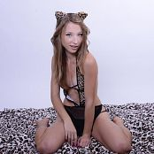 Silver Angels Kira leopard Set 3 07462