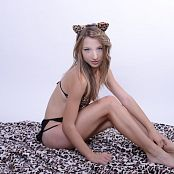 Silver Angels Kira leopard Set 3 07468