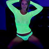 Nikki Sims Yellow Mesh 0248