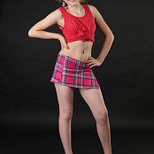 Silver Jewels Madison Tartan Skirt Set 1 0747