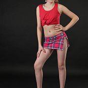 Silver Jewels Madison Tartan Skirt Set 1 0751