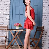 Silver Angels Valensiya Red Set 3 0562