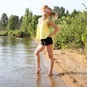 Silver Starlets Alice Yellow Top Set 1 008