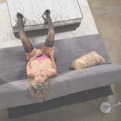 Nikki Sims Couch Rub HD Video