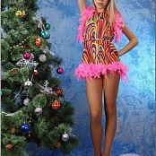 TeenModelingTV Anastasia Christmas Beauty 1141