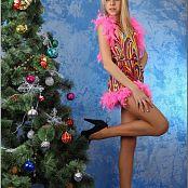 TeenModelingTV Anastasia Christmas Beauty 1144