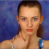 TeenModelingTV Marina Blue and White 0506