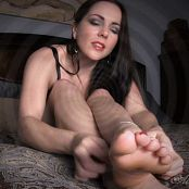 Goddess Alexandra Snow Trance Trained For Foot Slavery HD Video 230817 wmv