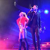 Britney Spears Make Me ft  G Eazy in Las Vegas 10 21 16 1080p 59fps H264 128kbit AAC 230817 mp4