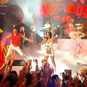 Katy Perry Medley Live BBC Teen Awards 2010 HD Video
