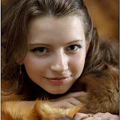 TeenModelingTV Marina Cheetah Print 0687