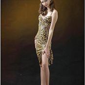 TeenModelingTV Marina Cheetah Print 0735