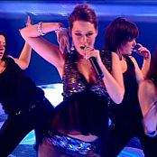 Rachel Stevens Negotiate With Love Live TOTP UK 2005 Video