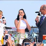 Katy Perry Roar Live Sunrise TV 2013 HD Video