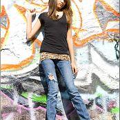 TeenModelingTV Samantha Skate Park 1303