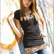 TeenModelingTV Samantha Skate Park 1333