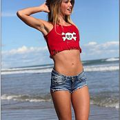 TeenModelingTV Terry Beach Picture Set