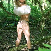 Madden Bikini On The Trail Picture Set