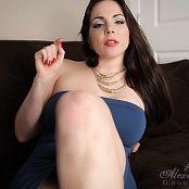 Goddess Alexandra Snow Cock Practice JOI HD Video
