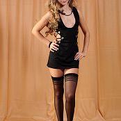 Silver Jewels Alice Black Dress Set 3 168