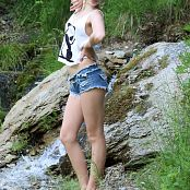 Silver Jewels Alice Denim Shorts Picture Set 7