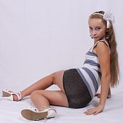 Silver Jewels Alice Black Skirt Set 2 453