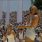 Jennifer Lopez Lets Get Loud Live 1999 Video