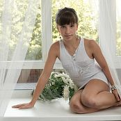 Silver Jewels Sarah White Dress Set 6 0856