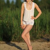 Silver Jewels Alice White Shorts Picture Set 10