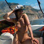 Jeny Smith On a Boat 0244