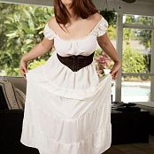 Bailey Jay Nice Day For a White Dress 011