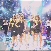 Girls Aloud Love Machine Disney Channel Kids Awards 2004 Video